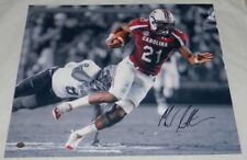 MARCUS LATTIMORE AUTOGRAPHED SIGNED SOUTH CAROLINA GAMECOCKS 16x20 PHOTO GTSM