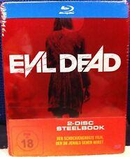 Evil Dead - Limitiertes Steelbook - (FSK-18) - Blu-ray Neu&OVP***