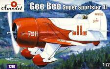 Amodel-gee bee Super Sportster r1 incl. Decals modelo-kit - 1:72 nuevo embalaje original