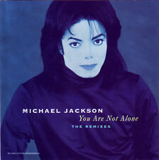 MICHAEL JACKSON You Are Not Alone THE REMIXES FRANKIE KNUCKLES + Scream Louder