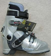 NEW CRISPI DIABLO LADY THERMO AT (ALPINE TOURING) BOOTS - 25.5, 27.5