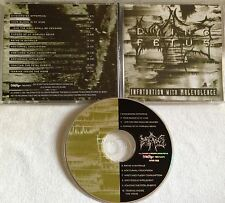 Dying Fetus - Infatuation With Malevolence CD OOP WILD RAGS 1995 jungle rot