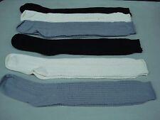 NWOT Hue Women's Crochet Slouch Knee High Socks One Size  6 Pair Multi Nice #24D