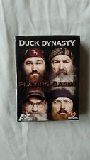 New Original Sealed Pack Duck Dynasty Playing Cards~FREE SHIPPING~
