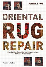 Oriental Rug Repair, Stone, Peter F.