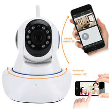 WIFI IP Wireless Network Security CCTV HD Camera IR for PC iPhone Android APP