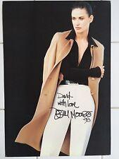 Demi Moore ++ Autogramm ++ 3 Engel für Charlie ++ Die Akte Jane