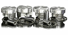 BMW S54B32 3.2L 24V Turbo 8.8:1 Wiseco Forged Pistons