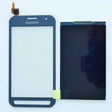 Black Samsung Galaxy Xcover 3 SM-G388F G388 Touch Digitizer+LCD Display Panel