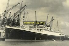 rp12297 - White Star Liner - Britannic - photo 6x4