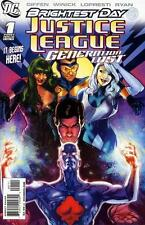 Justice League - Generation Lost (2010-2011) #1