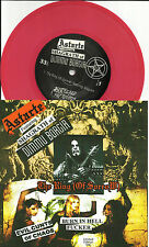 DIMMU BORGIR & ASTARTE Ring of Sorrow UNRELEASE ONLY 666 MADE RED 7 INCH VINYL