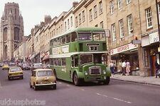 Bristol Omnibus BHU975C Bus Photo 30