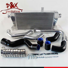 BK Front Mount Intercooler+Pipe Kit for Audi A4 1.8T Turbo B6 Quattro 2002-2006