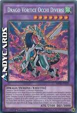 Drago Vortice Occhi Diversi ☻ Rara Segreta ☻ MP16 IT139 ☻ YUGIOH ANDYCARDS