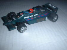 EXIN SPANISH Scalextric REF No 4059 LOTUS 79 MARK 4 GREEN LIVERY  CAR EXC COND