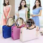 Women Hard Handbag Shoulder Bags Tote Purse Leather Ladies Messenger Hobo Bag