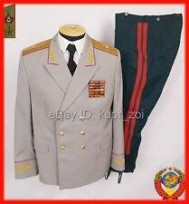 RARE GENERAL PARADE SOVIET USSR UNIFORM