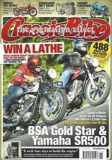 Indian Scout T250 Hustler Suzuki T350 Rebel Gold Star Yamaha SR500 Benelli Sei