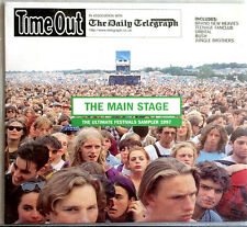 (FP932) The Main Stage Festivals Sampler 1997 (Time Out) - 1997 CD