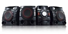 New LG CM4550 700W 2.1 Channel Mini Shelf Bluetooth Subwooker Speaker System
