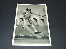 LOS ANGELES 1932 J.O. OLYMPIC GAMES OLYMPIA SAUT HAUTEUR JANE SHILLEY USA