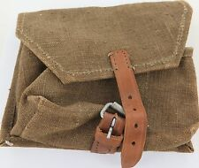 RUSSIAN SOVIET MILITARY 3 COMPARTMENT GRENADE POUCH, COLD WAR ERA.