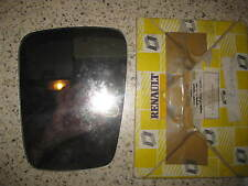 NEW DOOR MIRROR GLASS - 7701031999 - FITS: RENAULT 5 EXTRA & EXPRESS VAN