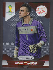 Panini Prizm World Cup 2014 Brazil - Base # 181 Diego Benaglio - Switzerland