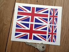 Union jack drapeau voiture moto sticker set grande-bretagne royaume-uni gb & ni british