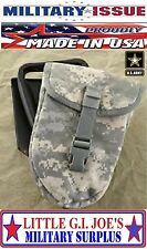 NEW Military Issue E-Tool Carrier Acu Molle Tri Fold Shovel Cover Entrenching
