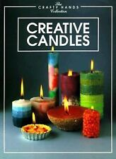 Creative Candles (The Crafty Hands Collection)-ExLibrary
