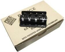 Babicz Full Contact Hardware Z-SERIES 4-string Bass Bridge, BLACK