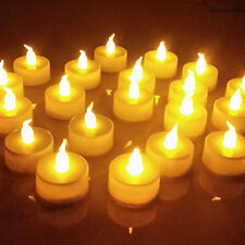 LED Tealight Tea Candle Battery Light Xmas Party Home Safety Decoration