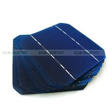 40pcs 5x5 High Power Mono Solar Cells DIY Powered Solar Panel Gift 2.6W/Pcs