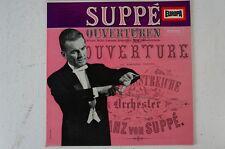 Suppé Ouvertüren NDR Sinfonieorchester Richard Müller Lampertz (LP32)