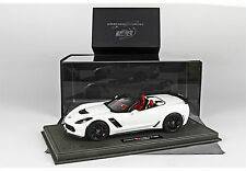 BBR 2015 Corvette C7 Z06 Convertible White 1:18 P1899WHI 1:18 LE 32pc *New!