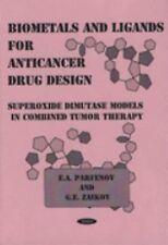 Biometals and Ligands for Anticancer Drug Design: Superoxide Dimutase Models in