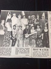 65-4 Ephemera 1972 Picture Broadstairs Methodist Church Wives Group Banquet
