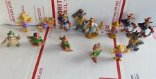 Disney Vintage Tale Spin Talespin Figures PVC Cake Toppers Rare