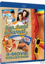 PRIVATE RESORT - PERFECT- HARDBODIES - SPRING BREAK BLU-RAY - FOUR MOVIES