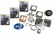 Genuine Mikuni Triple Carb Carburetor Rebuild Kit Yamaha GP1200R XL1200 XLT1200