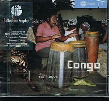 CD Album: collection prophet: Congo Lari Mbochi . philips. B2