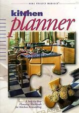 KITCHEN PLANNER REMODEL STEP-BY-STEP PLANNING WORKBOOK