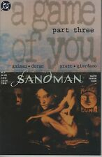 Sandman #34 A Game of You part 3 comic book Neil Gaiman