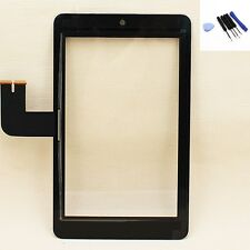 For ASUS MeMo Pad 7 ME173X ME173 Outer Glass Panel Touch Screen Digitizer + Tool