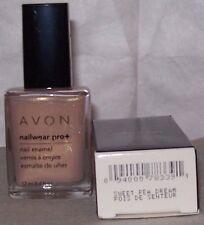 AVON! NWP+Sweet Pea Dream (beige). Full Sz. Nailpolish! Women/Jrs. NEW! NIB.