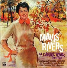 Mavis Rivers: The Capitol Years 1959-1960 + Bonus Tracks (3 Lps On 2 Cds)