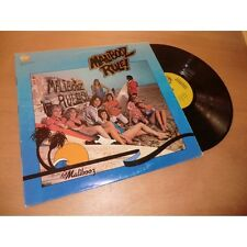 THE MALIBOOZ malibooz rule ! ROCK SURF MUSIC - RHINO Lp 1981
