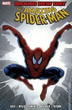 1x  The Amazing Spider-Man: Brand New Day Hardcover New/Scuffed Cover/Packaging